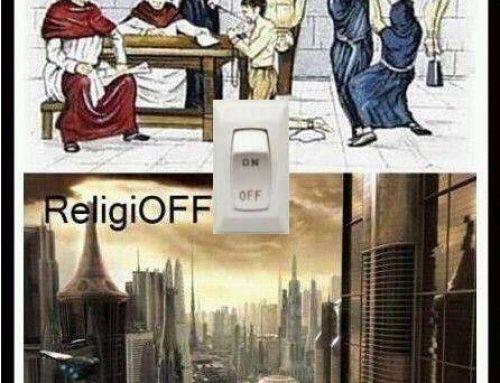 Nastanak BOGA, Čoveka i poreklo religija