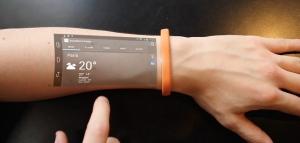 Stiže nova era smart telefona - ekran na vašoj koži 665