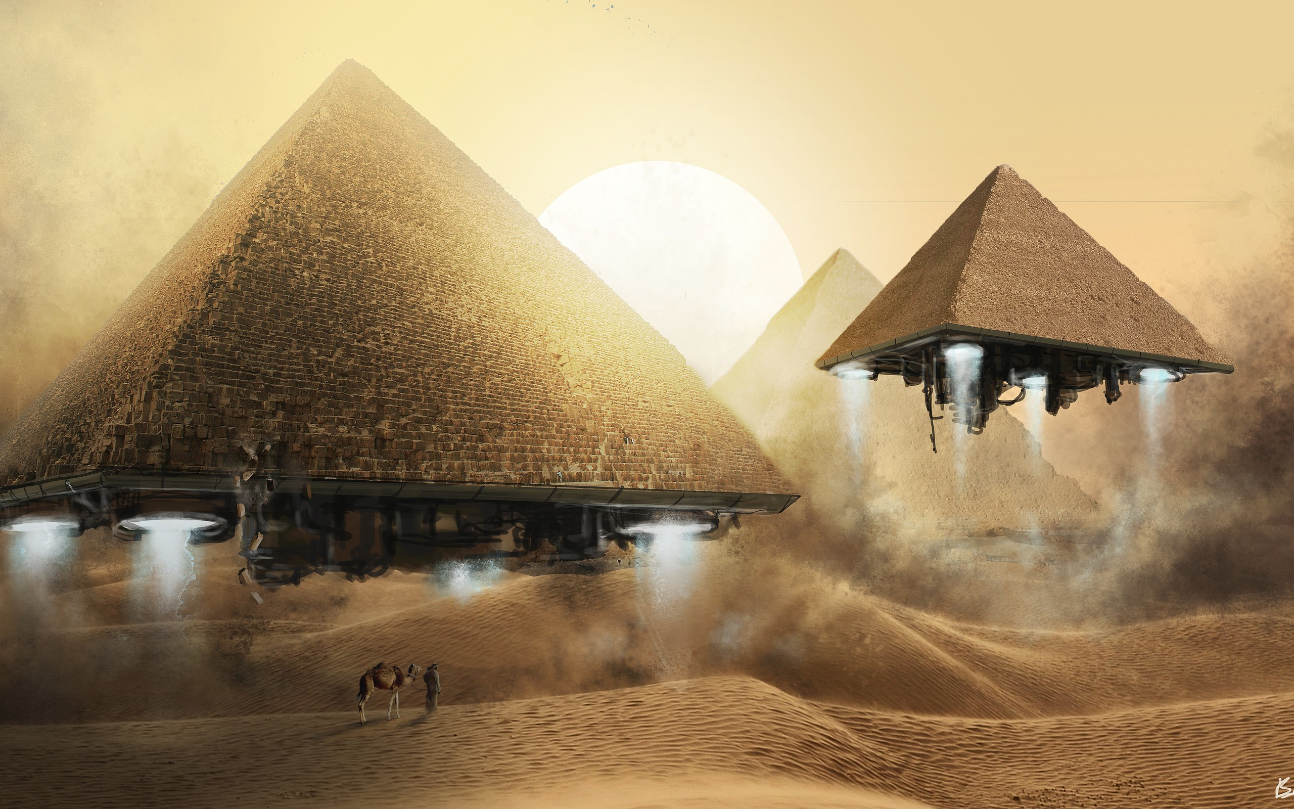 creative_wallpaper_flying_pyramids_035386_